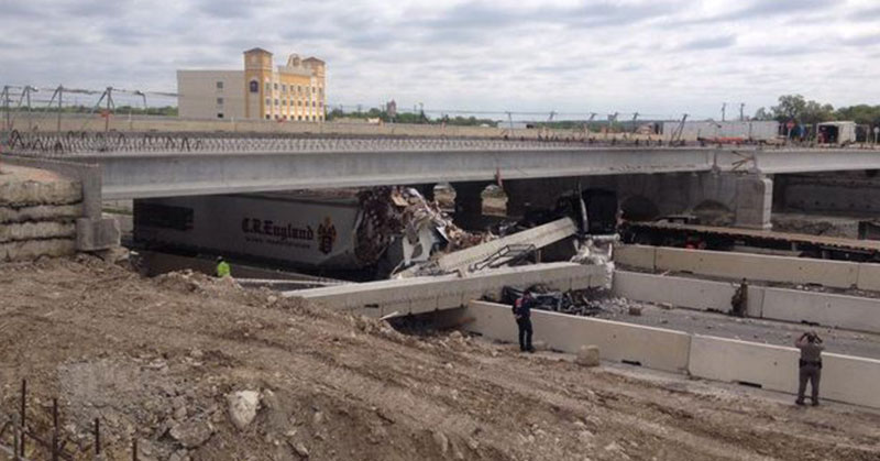 The fatal Salado, Texas 18 wheeler crash in April 2015 reveals both the extreme dangersof large commercial vehicles, as well as the preventable nature of virtually all accidents they are involved in.